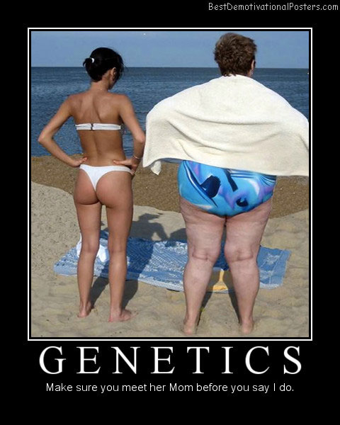 genetics mom best-demotivational-posters