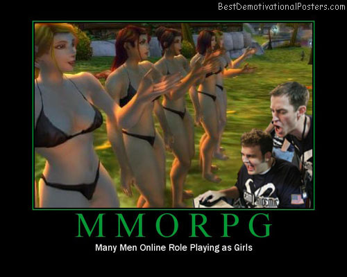 mmorpg online role best demotivational posters