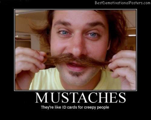 Mustaches Like ID