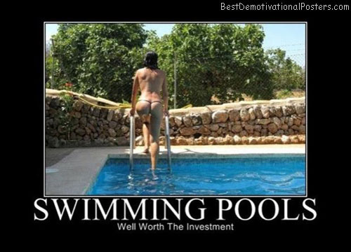 swimming pools investment hot best-demotivational-posters