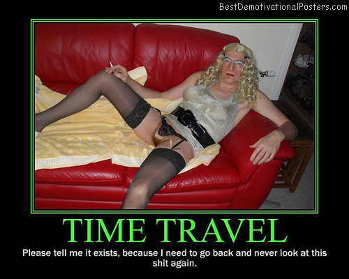 time travel best-demotivational-posters