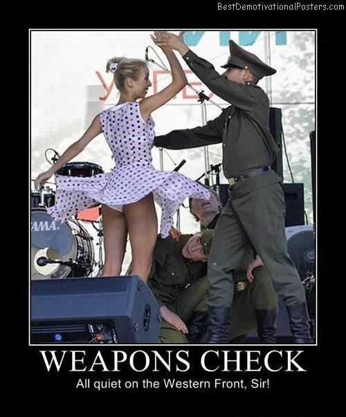 weapons check best-demotivational-posters