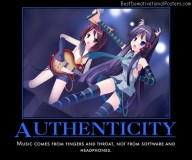 Authenticity For Perform Music