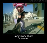 Long Story Short Best Demotivational Posters