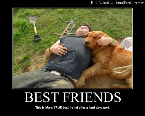 True Best Friends Best Demotivational Posters