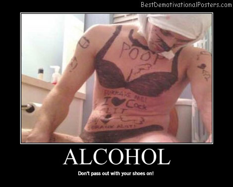 alcohol-drunk Best Demotivational Posters