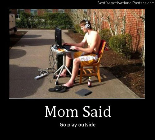 mom-said best demotivational posters