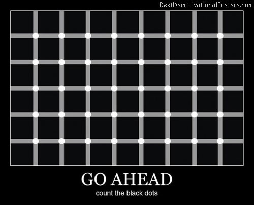 go ahead optical-illusion best demotivational posters