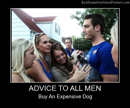 Advice To All Men Best Demotivational Posters