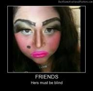 Blind Friends