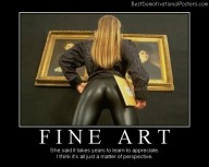 Fine Art Best Demotivational Posters