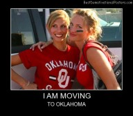 I Am Moving To Oklahoma