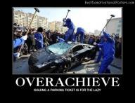 Overachieve