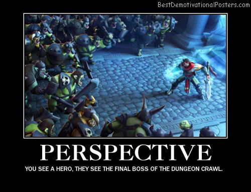 Perspective Best Demotivational Posters