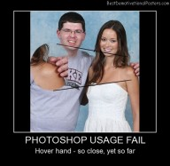 Photoshop Usage Fail