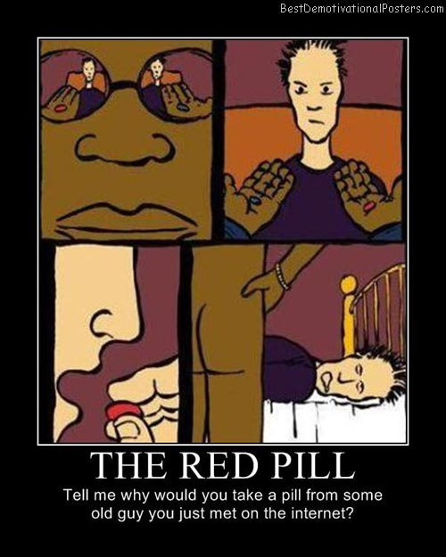 The Red Pill Best Demotivational Posters