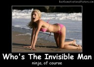 Who's The Invisible Man