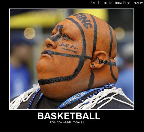 Basketball Best Demotivational Posters