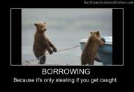 Borrowing Boat