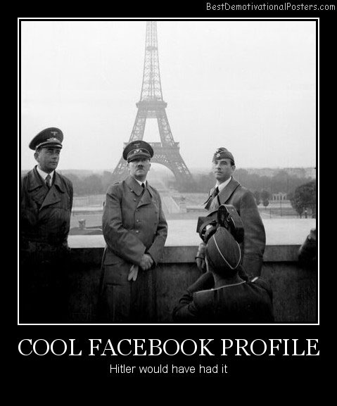 Cool Facebook Profile Best Demotivational Posters