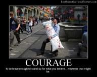 Courage: Brave Enough