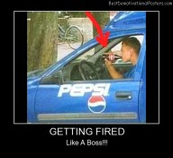 Getting Fired