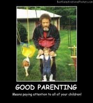 Good Parenting Means