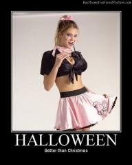 Halloween Better Than Christmas