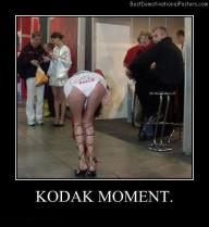 Kodak Panties Best Demotivational Posters