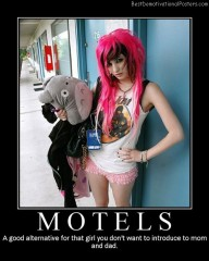 Motels Best Demotivational Posters