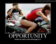 Opportunity To Shot