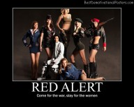 Red Alert Girls