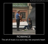 Romance The Art Of Music Best Demotivational Posters