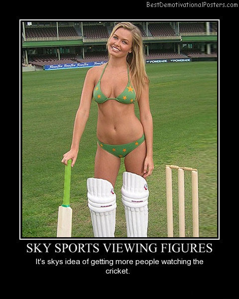 Sky Sports girl Posters