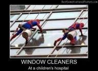 Windows Cleaners