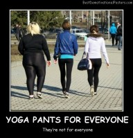 Yoga Pants For Everyone