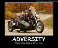 Adversity On Road