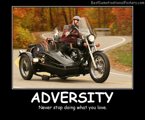 Adversity Best Demotivational Posters