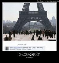 Failed Geography