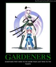 Gardeners Anime