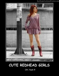 Cute Redhead Girls