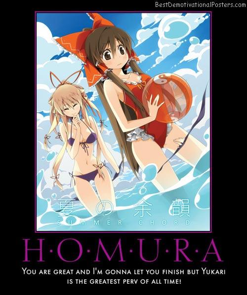 Homura anime