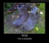 Yes, This Is Possible Best Demotivational Posters