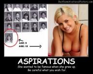 Aspirations Best Demotivational Posters