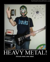 Heavy Metal Hero