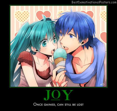 Joy anime