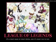 League Of Legends anime