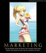 Marketing Dress