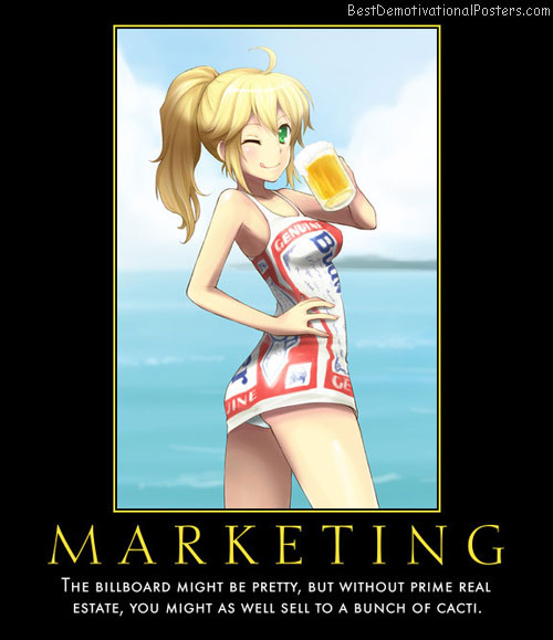 Marketing Dress anime