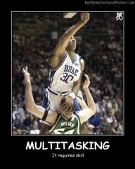 Multitasking Skills